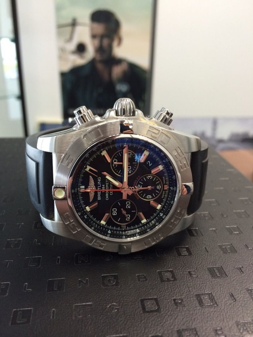 Brand New Breitling B01 Chronomat 44 Limited Edition