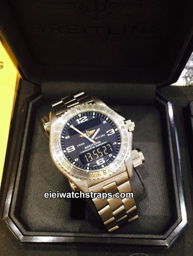 Breitling Professional Emergency II Black (SOLD)
