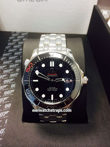 Omega Seamaster Limited Edition 50Th Anniversary