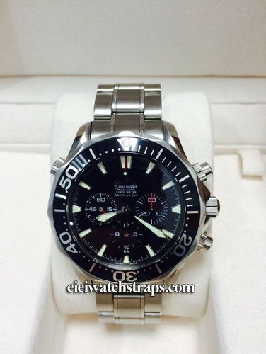 OMEGA Seamaster Professional Americas Cup Chronograph Chronometer Special Edition