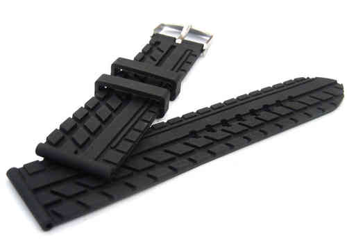 Tyre Tread Rubber Watch strap