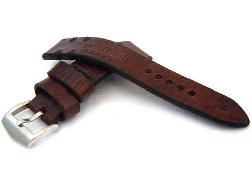 Basel Handmade Vintage style Ammo watch strap