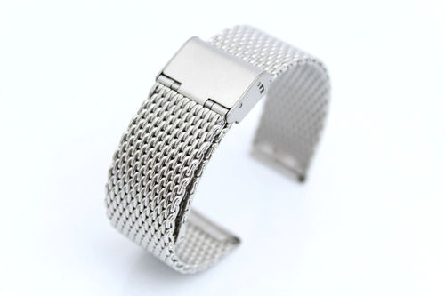 Stainless Steel Watch Mesh Bracelet