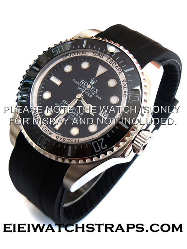 22mm Heavy Duty Marine Ii Silicon Rubber Divers Watch