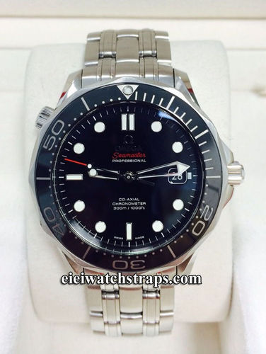 Omega Seamaster Professional 300m Co-axial With Ceramic Bezel
