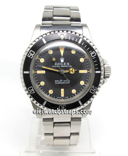 Rolex Submariner 5513 from 1978