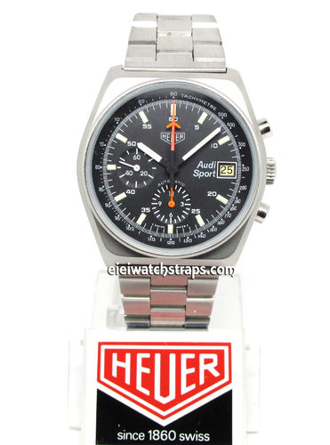 Heuer Watch Audi Sport……RARE