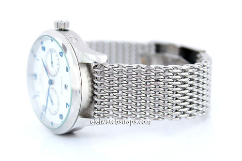 Stainless Steel Thick Milanese Mesh Watch Strap. Higher quality For Portugieser