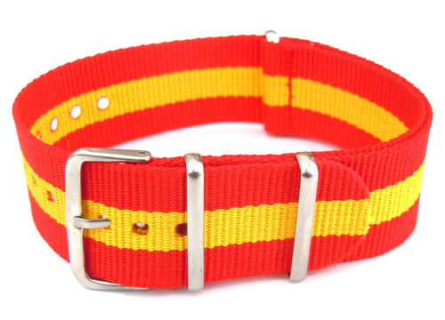 G10 Ballistic Heavy Duty Spain Nylon NATO Strap