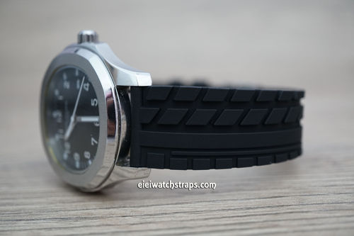 Patek Philippe Tyre Tread Rubber Watch strap